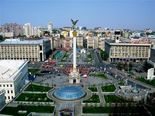 Capital Kiev – Ukraine Report